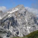 Razgled z vrha na Ojstrico (približano)