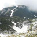 Razgled z vrha na Dleskovec