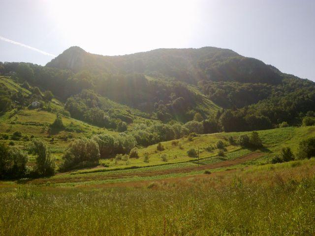 Pogled na Ravno goro