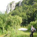 Pot proti Velikim Pećinam