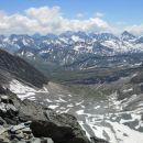 Prekrasni razgledi na okoliške vrhove