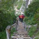 Pot po stopnicah