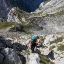 Pot na Bovški Gamsovec