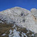Razgled iz poti proti vrhu Planjave