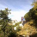 Pot na Krsteniški Stog