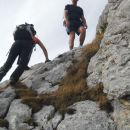 Pot na Evo čez Evin steber (2. težavnostna stopnja plezanja)