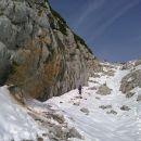 Pot na Veliki Draški vrh