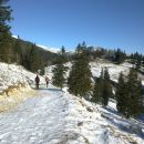 Pot proti Planini Konjščici