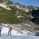 Nadajnja pot in razgled na Planino Koren