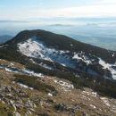 Razgled z vrha na Cjanovco