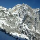 Razgled iz poti na Mrzlo goro