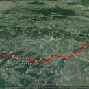 13,2 km, 411 m vzpona in 397 m spusta
