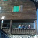 Dom na Menini planini (1453m)
