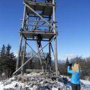 Spust z razglednega stolpa