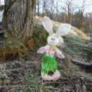 Zajček ob poti :)