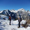 Pot na Debelo peč ter razgled na Brda, Triglav in Rjavino