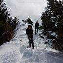 Pot skozi Ježo na Tolsti vrh