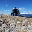 Ratitovec - Gladki vrh (1667m)