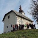Cerkev Svetega Andreja (610m)