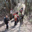 Pot na Gontarsko planino