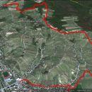 Dolga vas  Lendava-7,8 km in 185 m vzpona.