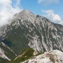 Razgled z vrha na Storžič