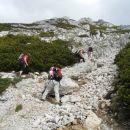Vzpon na Mali Draški vrh