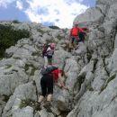 Spust z Malega Draškega vrha