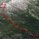Sedmera,čez Štapce na Tičarici,zelnarici.... 14,8km in 792m vzpona.