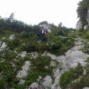 Pot na Poldnik/Picco di Mezzodi