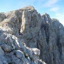 Razgled s sedla na vrh Planje