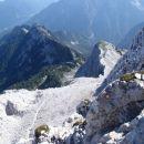 V dolini Kranjska Gora.