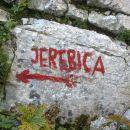 Usmerimo se proti Jerebici