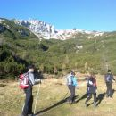 Pot proti Velikemu vrhu (Veža)