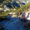 Vzpon na Veliki vrh (Veža)