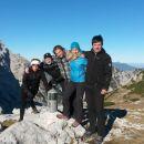 Veliki vrh oz. Veža (2110m)