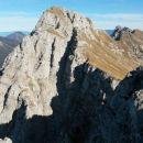 Razgled iz vrha na Veliko Kladivo