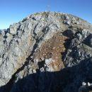 Pogled proti vrhu Storžiča