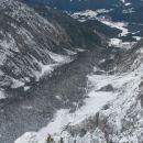 Razgled iz vrha na dolino Tamar