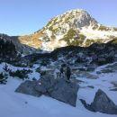 Pot čez Kačji rob ter razgled na Mali Draški vrh