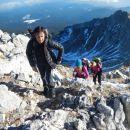 Pot na zahodni vrh
