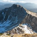 Razgled iz vrha na Viševnik