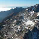 Razgled iz vrha na Krvavec, Lučko Babo in Planjavo