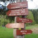 Najprej na Livoldski vrh.