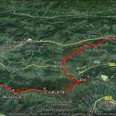 34,6 km dolg nočni rokovnjaški pohod