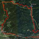 Krožna pot, 15,2 km in 1020m vzpona