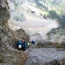 Plezalna pot na Koroško Rinko (Križ)