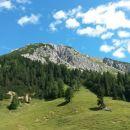 Razgled z Planine Korošice na Košutico
