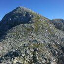 Pot na Lipnico ter razgled na njeno vršno pobočje
