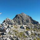 Lipnica (2417m) s pogledom na Špik